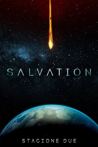 Salvation 2ª Temporada - Poster