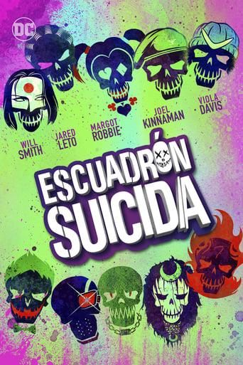 Poster of Escuadrón suicida