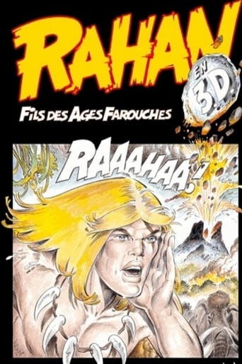 Poster of Rahan - Fils des âges farouches