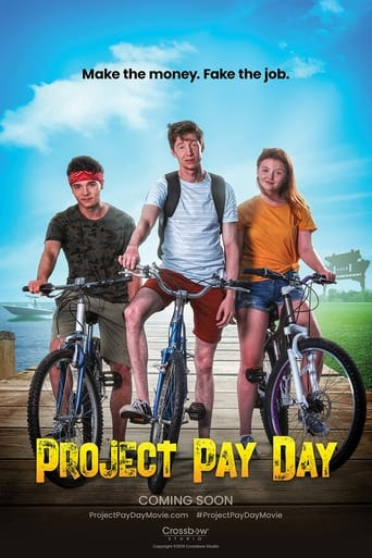 Project Pay Day Poster