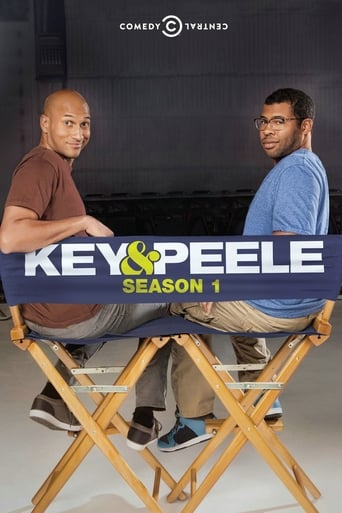 Key and Peele 1ª Temporada - Poster