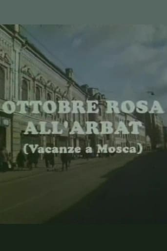 Poster of Ottobre rosa all'Arbat (Vacanze a Mosca)