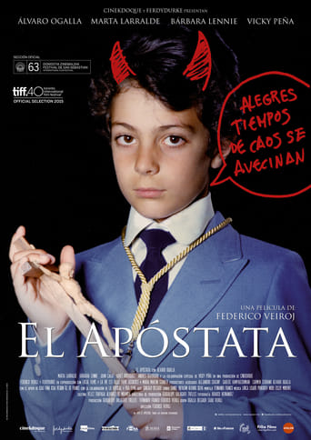 Poster of The Apostate