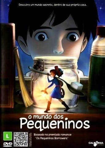 Poster of O Mundo dos Pequeninos