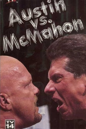 Poster of WWE: Austin vs. McMahon - The Whole True Story