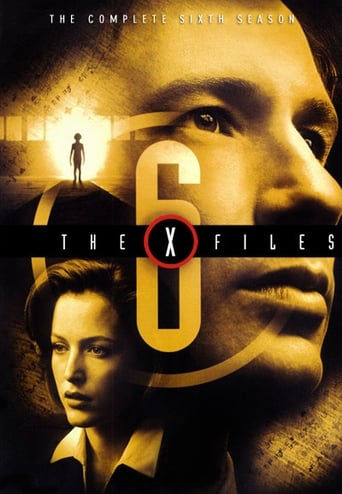 X failai / The X-Files (1998) 6 Sezonas EN