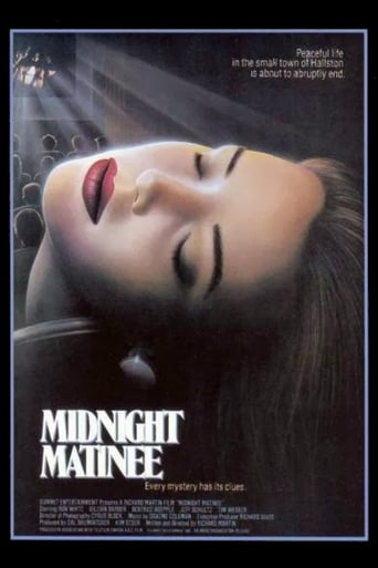 Poster of Midnight Matinee