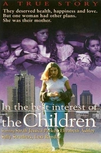 Poster of In the Best Interest of the Children