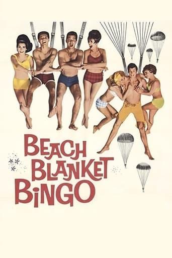 Poster of Diversión en la playa