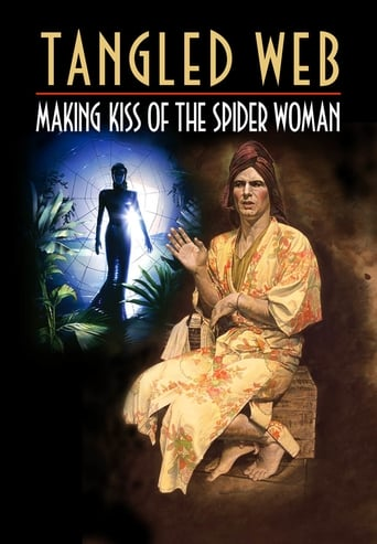 Poster of Tangled Web: Making Kiss of the Spider Woman