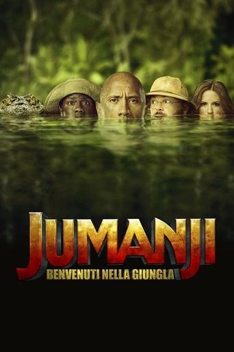 Cartoni animati Jumanji: Benvenuti nella giungla - Jumanji: Welcome to the Jungle