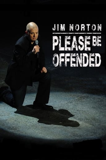 Poster of Jim Norton: Please Be Offended