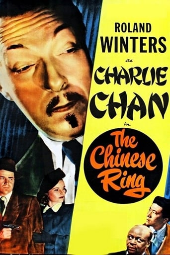 Poster of The Chinese Ring