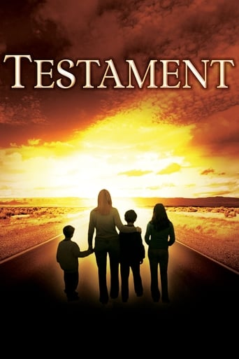 Poster of Testament