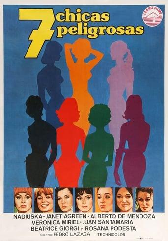 Poster of Seven Dangerous Women