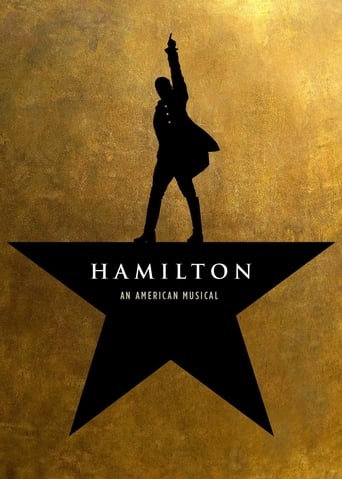 Poster of Hamilton The Musical