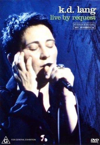 Poster of K.D. Lang: Live By Request