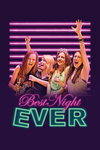 Best Night Ever (2013) - poster