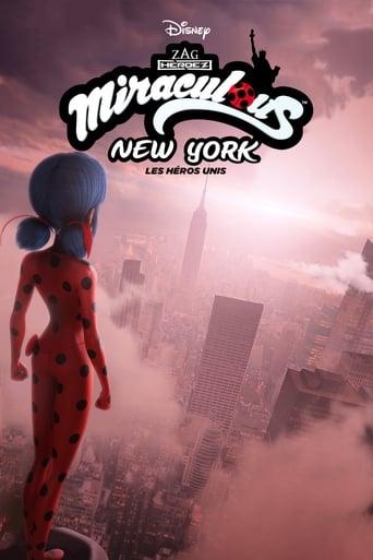 Miraculous World : New York, les héros unis