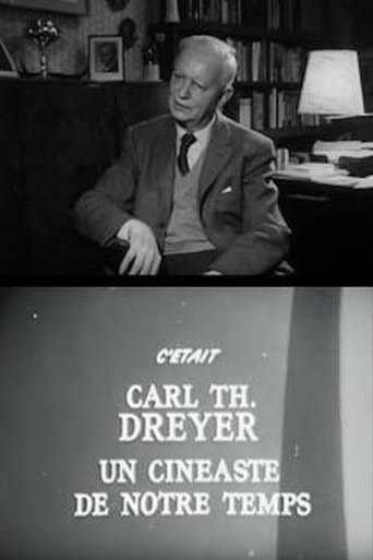 Watch Cinéastes de notre temps : Carl Th. Dreyer 1965 full online free