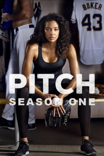 Pitch 1ª Temporada - Poster
