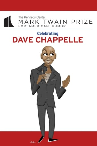 Poster of Dave Chappelle: The Kennedy Center Mark Twain Prize