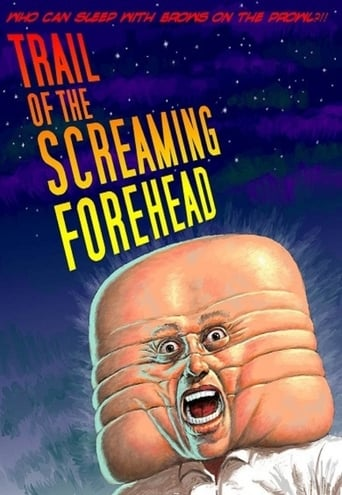 Poster of Trail of the Screaming Forehead
