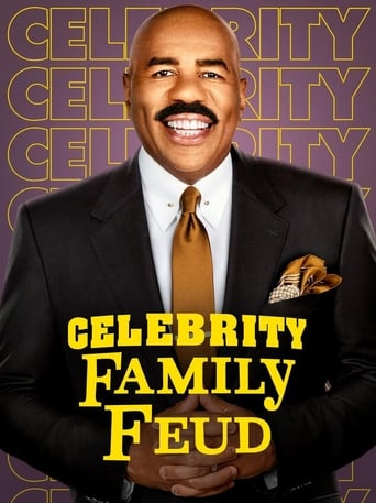 Poster of Celebrity Family Feud