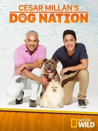 Poster of Cesar Millan's Dog Nation