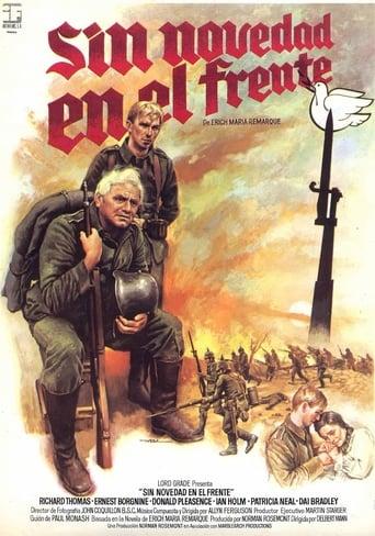 Poster of Sin novedad en el frente