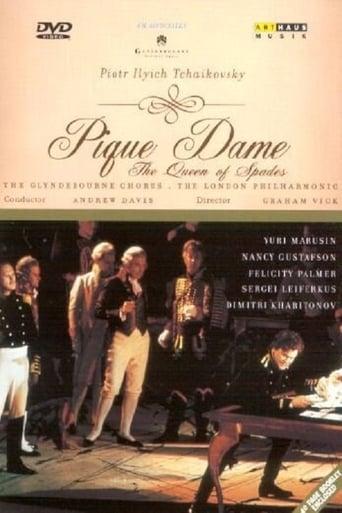 Poster of Pique Dame