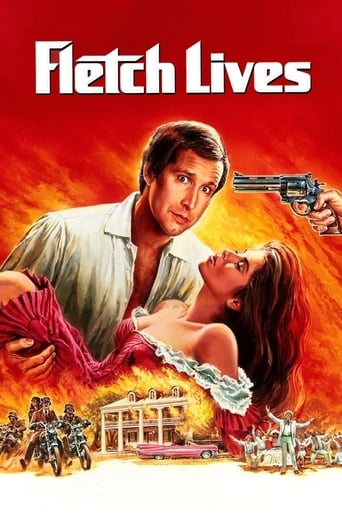 Poster of Fletch Lives