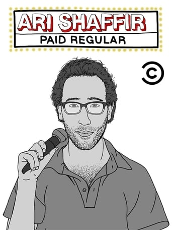 Poster of Ari Shaffir: Paid Regular
