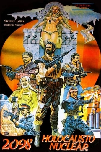 Poster of Warriors of the Apocalypse