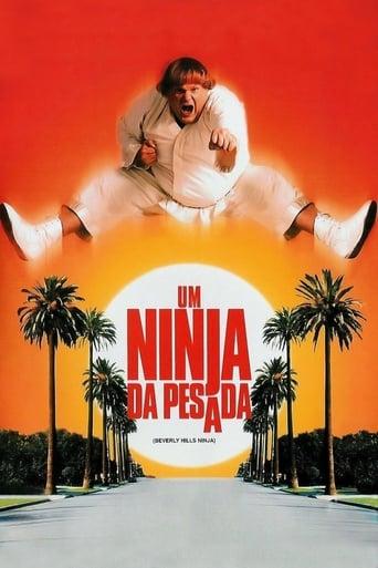 Um Ninja da Pesada - Poster