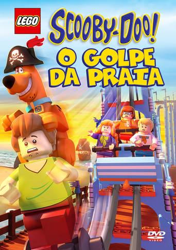 LEGO Scooby-Doo!: O Golpe da Praia - Poster