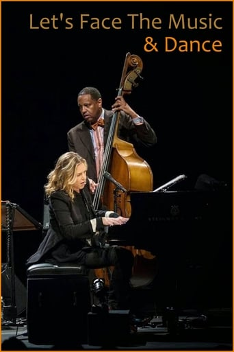 Poster of Diana Krall - Let's Face The Music & Dance