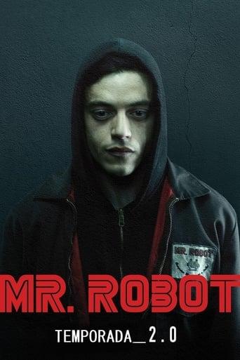 Mr. Robot Sociedade Hacker 2ª Temporada - Poster