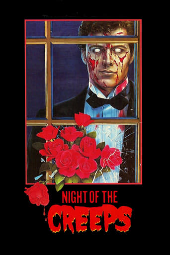 Poster of Night of the Creeps