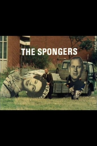 Poster of The Spongers