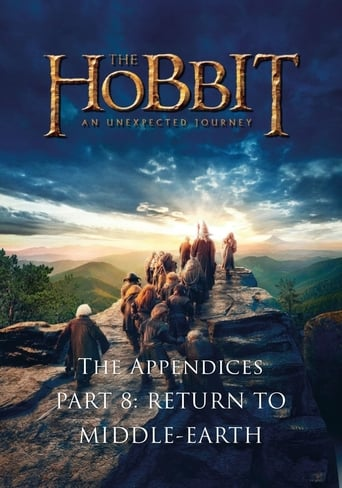 Poster of The Appendices Part 8: Return to Middle-earth