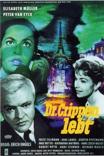 Poster of Dr. Crippen lebt