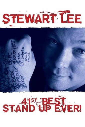 Стюарт Ли: 41-й в списке лучших комиков всех времён!
