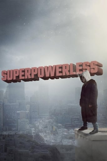 Poster of Superpowerless