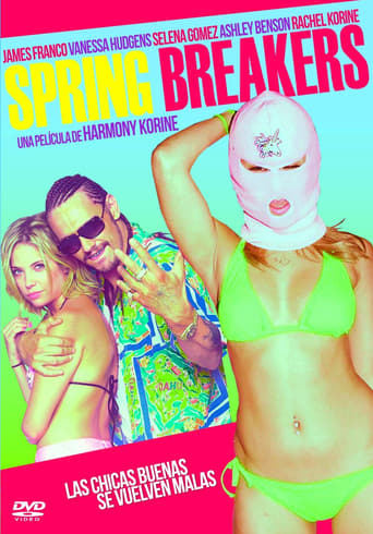 Poster of Spring Breakers