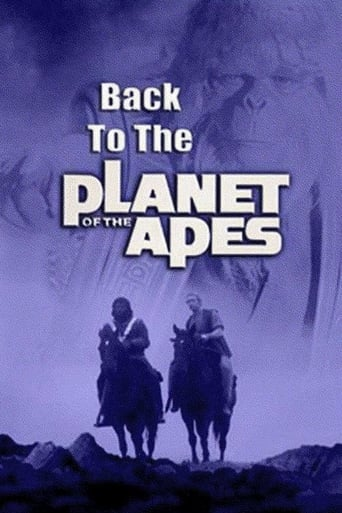 Poster of Back to the Planet of the Apes