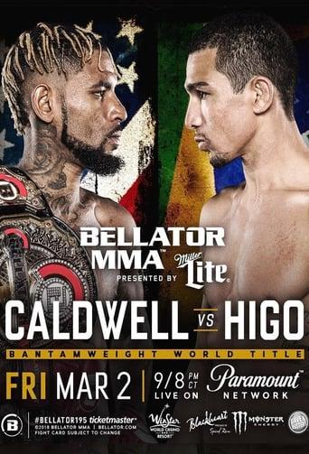 Bellator 195: Caldwell vs. Higo