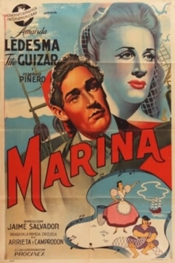 Poster of Marina