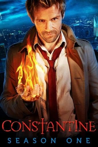 Constantine 1ª Temporada - Poster