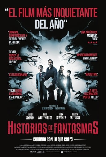 Poster of Historias de fantasmas